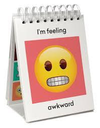 Emoji A Day A Daily Mood Flip Chart Emoji A Day