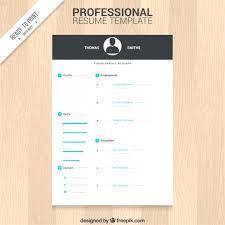 Professional Resume Format Free Download Print Modern Curriculum Vitae Template Free Download Blank Resume 16