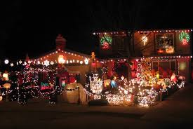 Candy Cane House Decorations Best Neighborhoods For Holiday Home Decorations CBS San Francisco 64