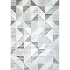 gray area rug 6x9 grey white reviews