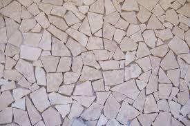 natural stone floor texture. Mosaic Stone Flooring Natural Recycled White Fargment Irregular Art Classic Decor: Floor Texture