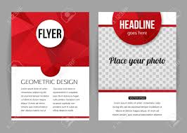 corporate business stationery brochure template place for corporate business stationery brochure template place for photo and text abstract geometric background for
