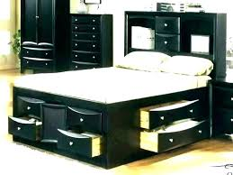 twin bed frame with drawers underneath – mariobros.info