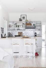 Small Picture 45 best White Kitchen Ideas Decor images on Pinterest White