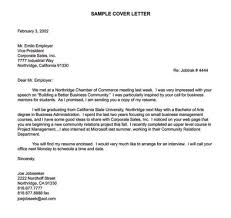 Cove Cover Sample Format Of Cover Letter For Job Application