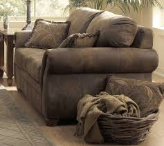 ultra suede sofa sofas microfiber brown microfiber couch