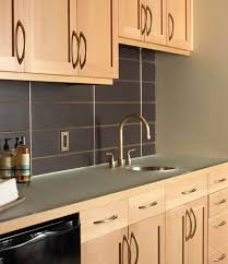 arc cabinet pulls ck202 with dome border tile b304 deck mount faucet dmf with the mini french levers lw20 and decora style outlet cover dsp1