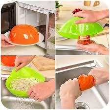 <b>Multifunction</b> Silicone kitchen drain <b>basket</b>, rice washing vegetables ...
