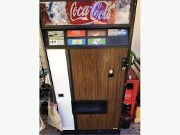 Vending Machine Repair Calgary Enchanting Coke Vending Machine Vintage Made By Vendo Lake Cowichan Cowichan