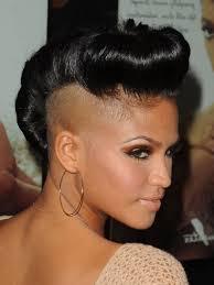 Hair Style For Black Women photo beautiful mohawk hairstyle for black ladies trendy mohawk 8720 by wearticles.com