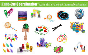 hand eye coordination toys for better motor planning executive functioning and learning development