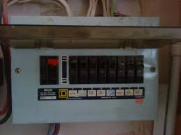 rcd fuse boxes ford home electrics no rcd at this fuse box i undertook full inspection