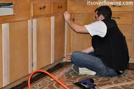 plain how to reface kitchen cabinet doors refacing laminate