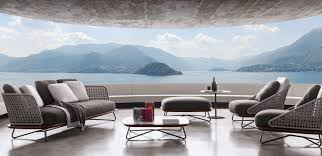 minotti outdoor furniture. Rivera Collection 2015 Is A Of Extraordinary Comfort And Freshness, Created By Rodolfo Dordoni For Minotti. Has Two-seater Sofas, Minotti Outdoor Furniture