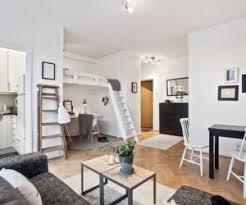 ... Space-Saving Design In A 29 Square Meter Gothenburg Studio Apartment