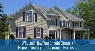 Why And How You Should Create A Home Inventory For Insurance