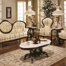 Victorian Furniture Living Room Set 606