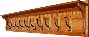 Craftsman Coat Rack Stunning Coat Rack MissionStyle New Mission Workshop Daniel Schumm