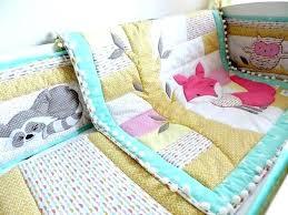 fox baby bedding set fox crib bedding set woodland girl nursery bedding set fox baby girl fox baby bedding set fox crib