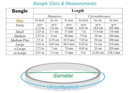 Bracelet Size Chart Men Flat Wide Bangle Cuff Bracelet For Men Silver Made Of Brass Alloy