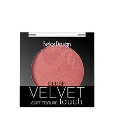 """<b>Румяна для лица</b> """"<b>Velvet</b> Touch"""", тон 105 бархатная розай, 3,6 г ..."""
