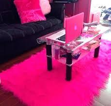 faux sheepskin rug home depot pink faux sheepskin rug home decorators collection faux sheepskin hot pink