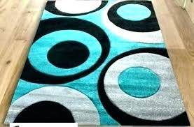 aqua and brown area rugs blue rug teal black red gold 5 x 7 medium blue brown area rug