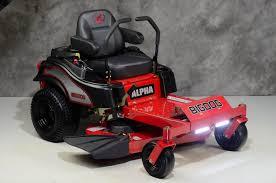 big dog mowers. alpha zero turn mowers big dog