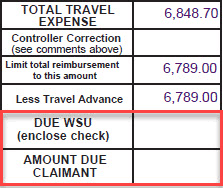 Issuing Clearing An Advance Travel Services Washington
