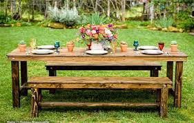 farm table benches 1 1