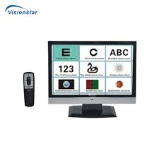 Eye Chart Machine Eye Test Machine Supplier Cp 27at Lcd Vision Chart With Factory Price Buy Lcd Eye Test Chart Visual Test System Lcd Vision Tester China Ophthalmic