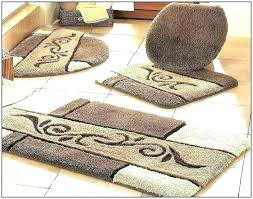 bathroom rugs on full size of washable bathroom rugs for target rug sets carpet