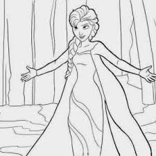 Small Picture Coloring Pages Frozen Coloring Pages Free and Printable
