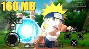 Naruto shippuden kizuna drive ppsspp android download