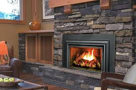 vented gas fireplace insert woodland direct vent gas fireplace insert with er