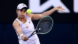 Australian Open: Ashleigh Barty ...