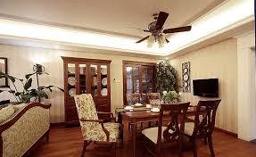 modern restaurant ceiling fans