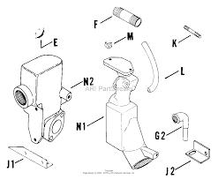 Kohler K161 Engine Parts Diagram