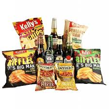 beers and snacks gift basket gifts gift baskets delivery europe