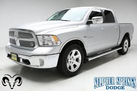 PRE-OWNED 2018 RAM 1500 LONE STAR SILVER REAR WHEEL DRIVE SHORT BED