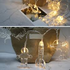 Astronaut String Lights Best Price 557d8 1 5 3 M Led String Lights Outer Space