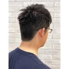 メンズ刈り上げ高め Quatro クアトロ 青葉台店クアトロのヘア