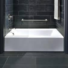 alcove bathtub bellwether alcove x soaking bathtub small alcove bathtub ideas