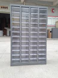 metal storage cabinet with drawers. Warehouse 48 Drawer Parts Storage Cabinets, Cheap Metal Plastic Cabinets Cabinet With Drawers