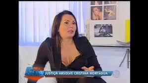 Justiça absolve ex-modelo Cristina Mortágua por acusação de agressão contra delegada