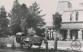 THEN & NOW: Robinson-Burton House - BarrieToday.com