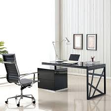 stylish home office desks. Decoration: Stylish Home Office Desks Fascinating Modern Desk Design And Stunning Working Chair Placed Inside