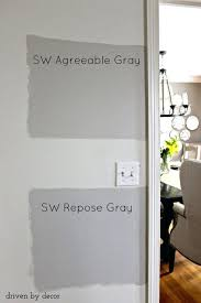 repose grey bathroom agreeable grey vs repose grey repose grey sherwin williams bathroom