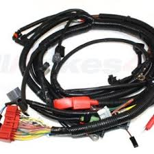 ysb engine wiring harness ds land rover part ysb engine wiring harness part number ysb108710 fits the land rover discovery 2 the td5 engine up to 2001
