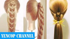 5 Peinados Faciles Y Rapidos Y Bonitos Con Trenzas P16 Peinado